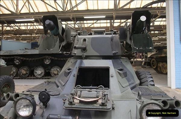 2013-05-16 The Tank Museum at Bovington, Wareham, Dorset.  (248)248