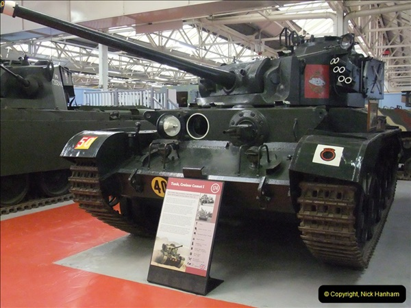 2013-05-16 The Tank Museum at Bovington, Wareham, Dorset.  (276)276