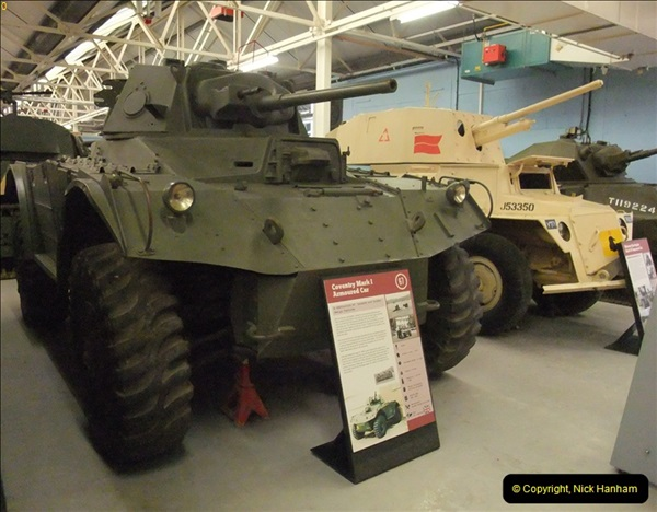 2013-05-16 The Tank Museum at Bovington, Wareham, Dorset.  (277)277