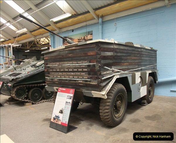 2013-05-16 The Tank Museum at Bovington, Wareham, Dorset.  (292)292