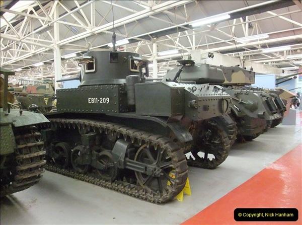 2013-05-16 The Tank Museum at Bovington, Wareham, Dorset.  (300)300