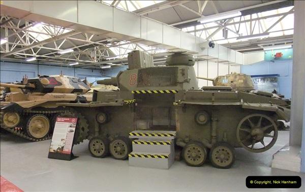 2013-05-16 The Tank Museum at Bovington, Wareham, Dorset.  (302)302