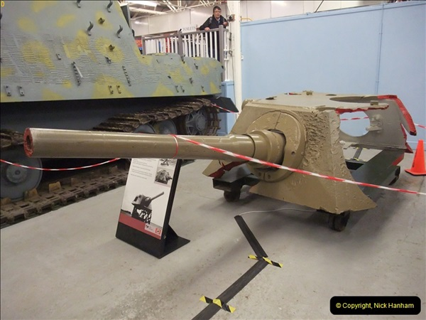 2013-05-16 The Tank Museum at Bovington, Wareham, Dorset.  (310)310