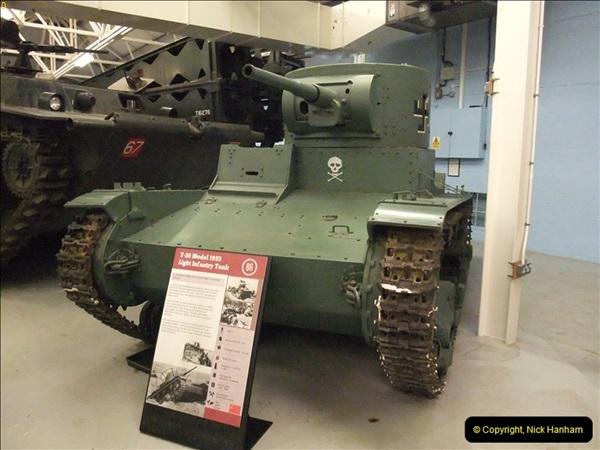 2013-05-16 The Tank Museum at Bovington, Wareham, Dorset.  (321)321