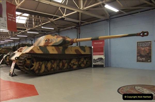 2013-05-16 The Tank Museum at Bovington, Wareham, Dorset.  (330)330
