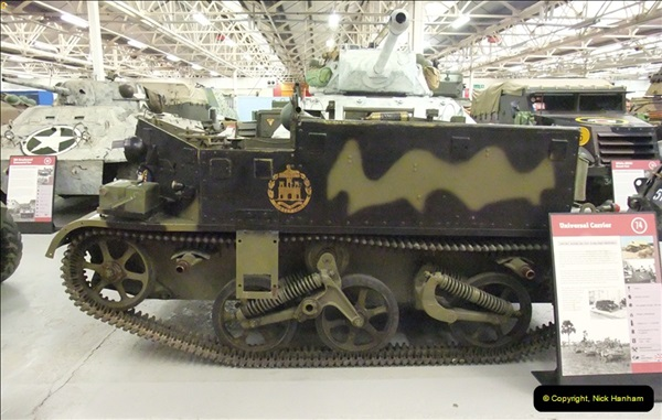 2013-05-16 The Tank Museum at Bovington, Wareham, Dorset.  (337)337