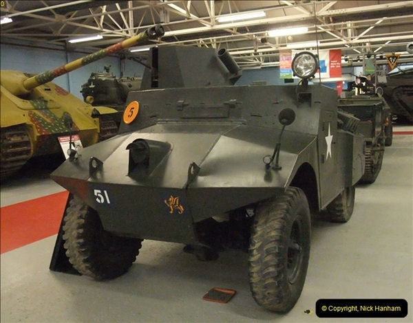 2013-05-16 The Tank Museum at Bovington, Wareham, Dorset.  (361)361