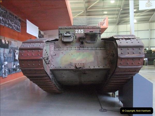 2013-05-16 The Tank Museum at Bovington, Wareham, Dorset.  (37)037
