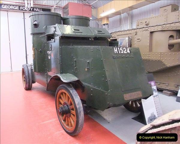 2013-05-16 The Tank Museum at Bovington, Wareham, Dorset.  (390)390