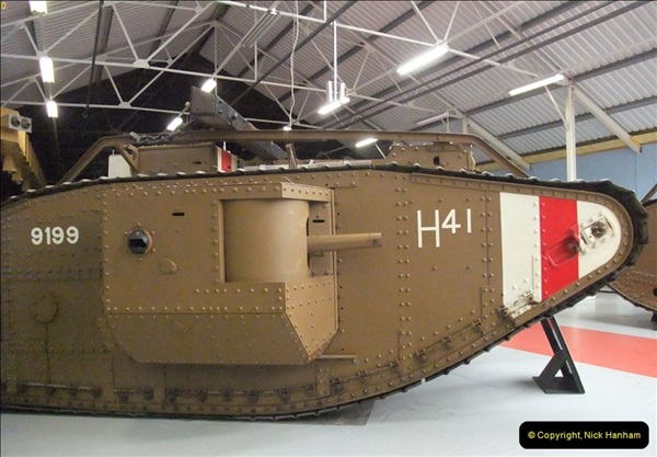 2013-05-16 The Tank Museum at Bovington, Wareham, Dorset.  (396)396