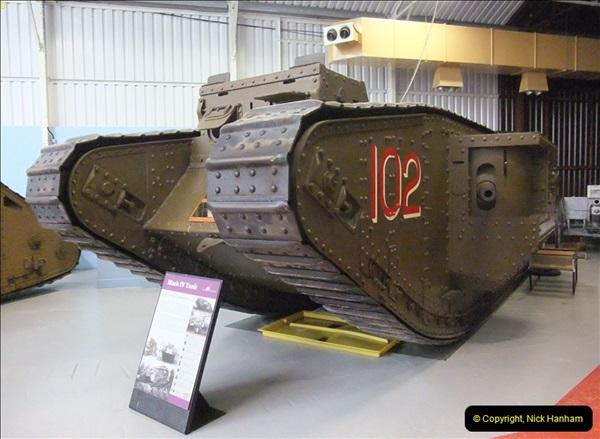 2013-05-16 The Tank Museum at Bovington, Wareham, Dorset.  (400)400