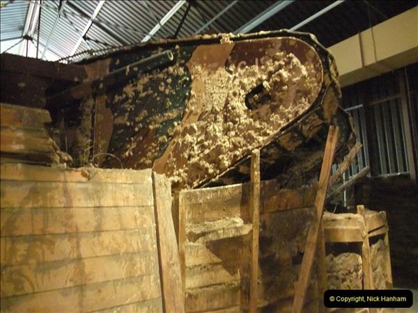 2013-05-16 The Tank Museum at Bovington, Wareham, Dorset.  (404)404