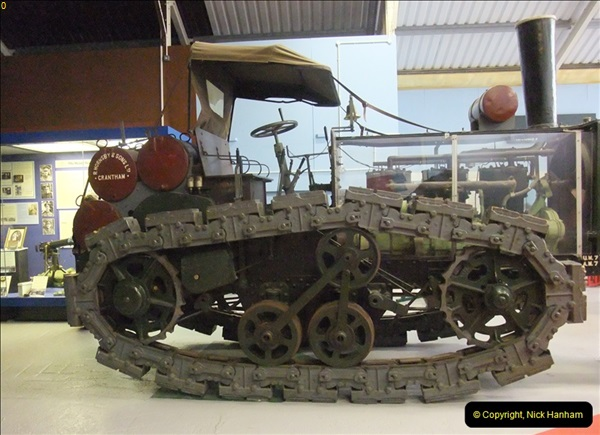 2013-05-16 The Tank Museum at Bovington, Wareham, Dorset.  (426)426
