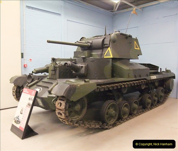 2013-05-16 The Tank Museum at Bovington, Wareham, Dorset.  (443)443