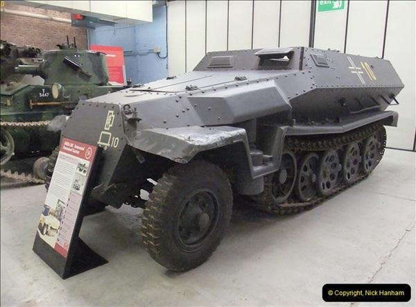 2013-05-16 The Tank Museum at Bovington, Wareham, Dorset.  (444)444