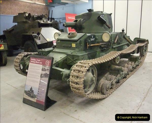 2013-05-16 The Tank Museum at Bovington, Wareham, Dorset.  (450)450