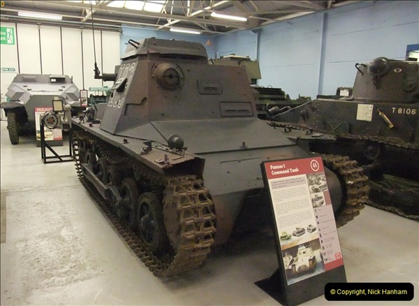 2013-05-16 The Tank Museum at Bovington, Wareham, Dorset.  (460)460