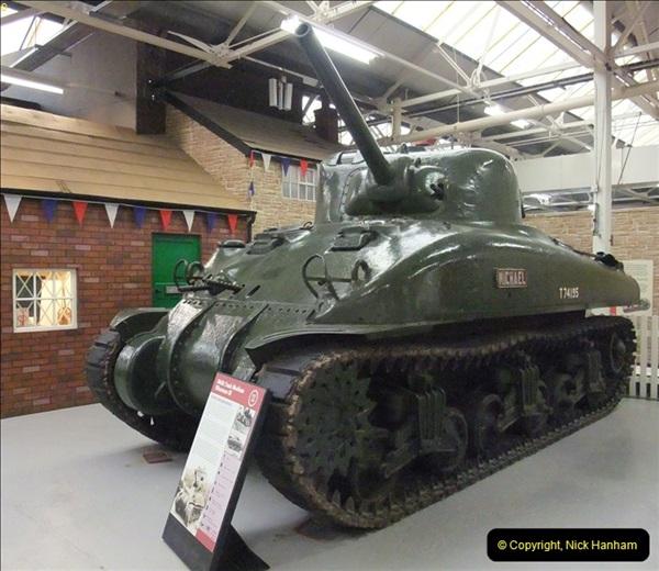 2013-05-16 The Tank Museum at Bovington, Wareham, Dorset.  (464)464