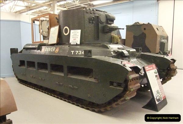 2013-05-16 The Tank Museum at Bovington, Wareham, Dorset.  (480)480