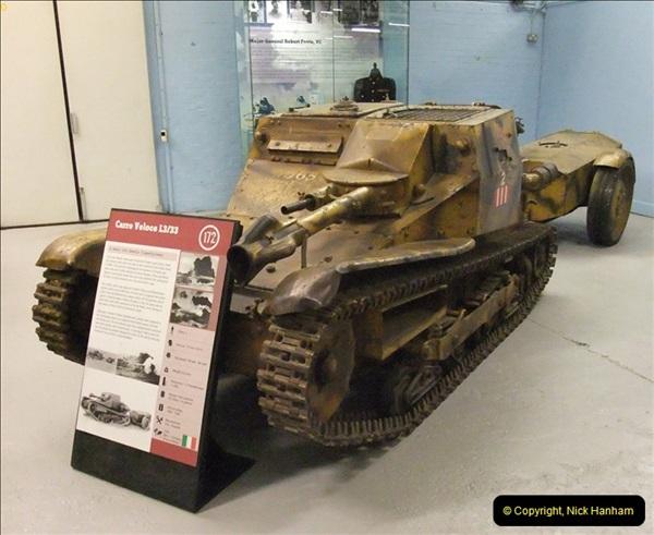 2013-05-16 The Tank Museum at Bovington, Wareham, Dorset.  (497)497