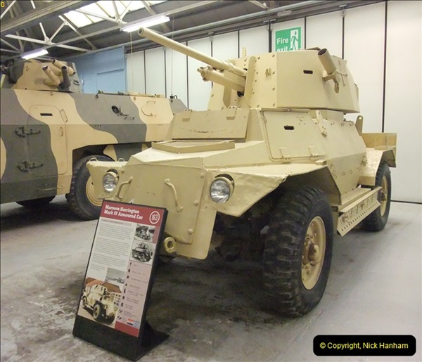 2013-05-16 The Tank Museum at Bovington, Wareham, Dorset.  (498)498