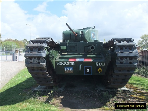 2013-05-16 The Tank Museum at Bovington, Wareham, Dorset.  (5)005