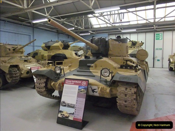 2013-05-16 The Tank Museum at Bovington, Wareham, Dorset.  (501)501
