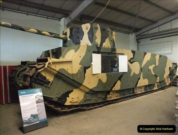 2013-05-16 The Tank Museum at Bovington, Wareham, Dorset.  (514)514