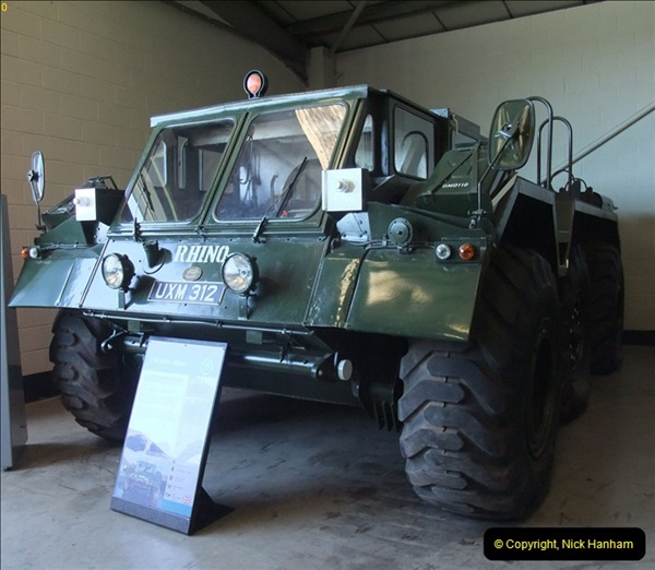 2013-05-16 The Tank Museum at Bovington, Wareham, Dorset.  (522)522