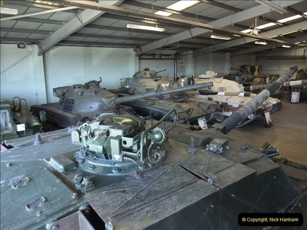 2013-05-16 The Tank Museum at Bovington, Wareham, Dorset.  (526)526