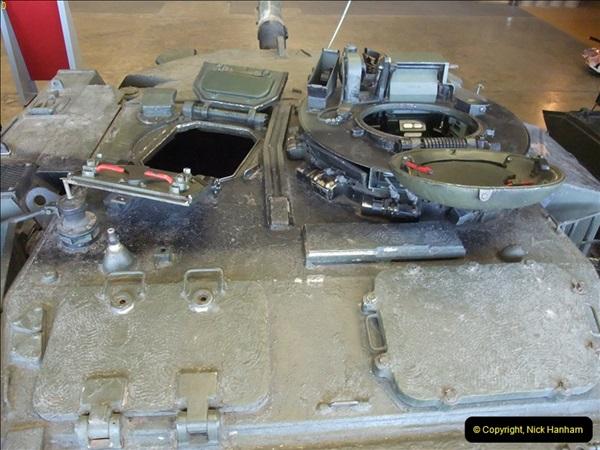 2013-05-16 The Tank Museum at Bovington, Wareham, Dorset.  (528)528