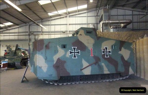 2013-05-16 The Tank Museum at Bovington, Wareham, Dorset.  (532)532