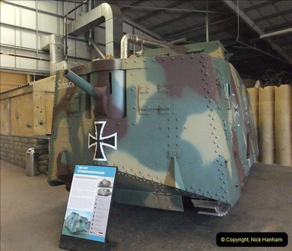 2013-05-16 The Tank Museum at Bovington, Wareham, Dorset.  (533)533