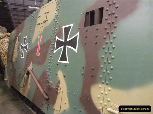 2013-05-16 The Tank Museum at Bovington, Wareham, Dorset.  (536)536
