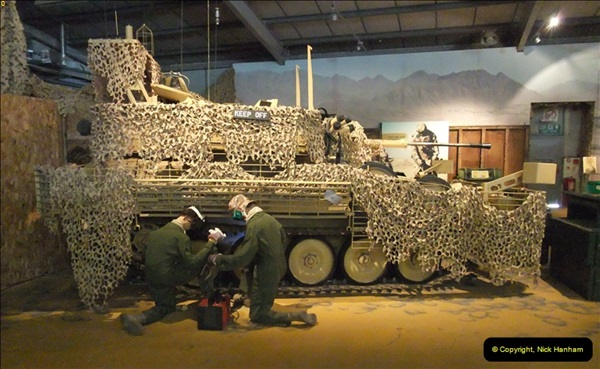 2013-05-16 The Tank Museum at Bovington, Wareham, Dorset.  (553)553