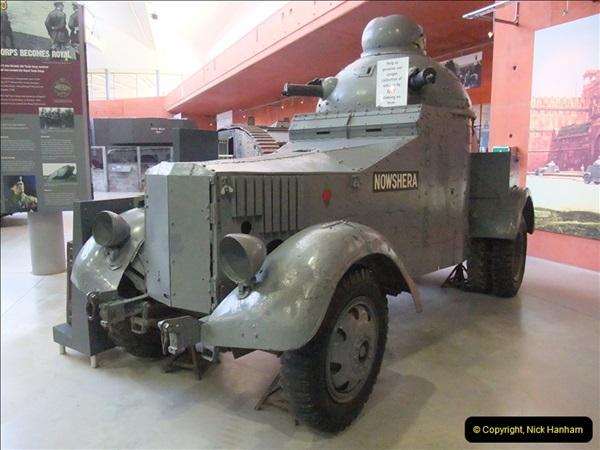 2013-05-16 The Tank Museum at Bovington, Wareham, Dorset.  (56)056