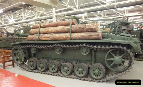 2013-05-16 The Tank Museum at Bovington, Wareham, Dorset.  (580)580