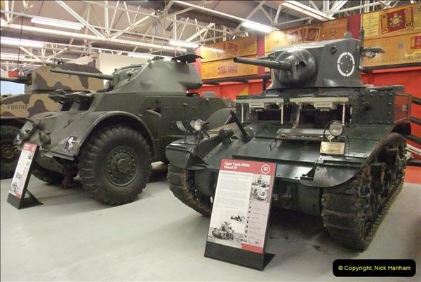 2013-05-16 The Tank Museum at Bovington, Wareham, Dorset.  (583)583