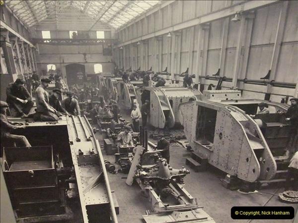 2013-05-16 The Tank Museum at Bovington, Wareham, Dorset.  (589)589