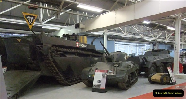 2013-05-16 The Tank Museum at Bovington, Wareham, Dorset.  (591)591