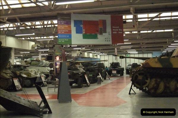 2013-05-16 The Tank Museum at Bovington, Wareham, Dorset.  (592)592