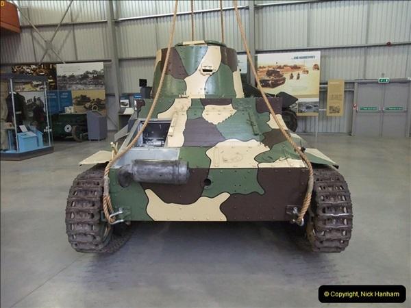 2013-05-16 The Tank Museum at Bovington, Wareham, Dorset.  (63)063