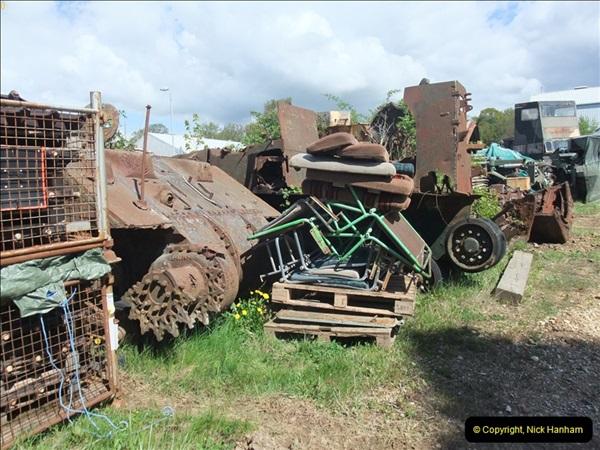2013-05-16 The Tank Museum at Bovington, Wareham, Dorset.  (7)007