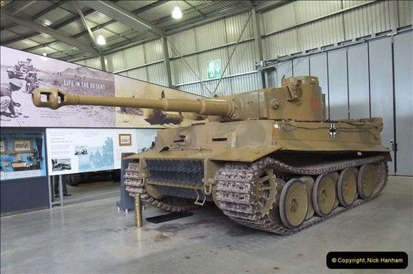 2013-05-16 The Tank Museum at Bovington, Wareham, Dorset.  (89)089