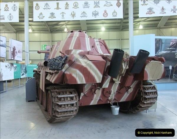 2013-05-16 The Tank Museum at Bovington, Wareham, Dorset.  (205)205