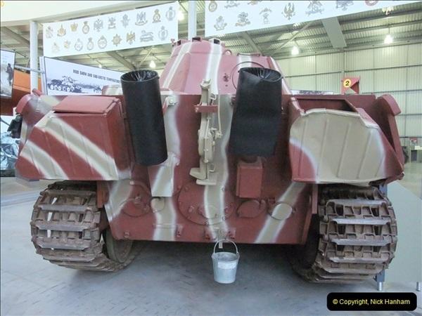 2013-05-16 The Tank Museum at Bovington, Wareham, Dorset.  (206)206