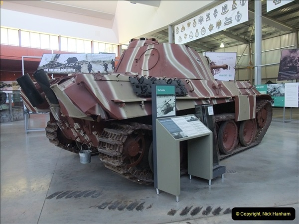 2013-05-16 The Tank Museum at Bovington, Wareham, Dorset.  (208)208