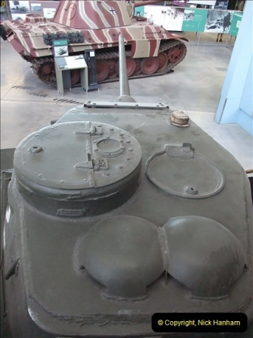 2013-05-16 The Tank Museum at Bovington, Wareham, Dorset.  (210)210