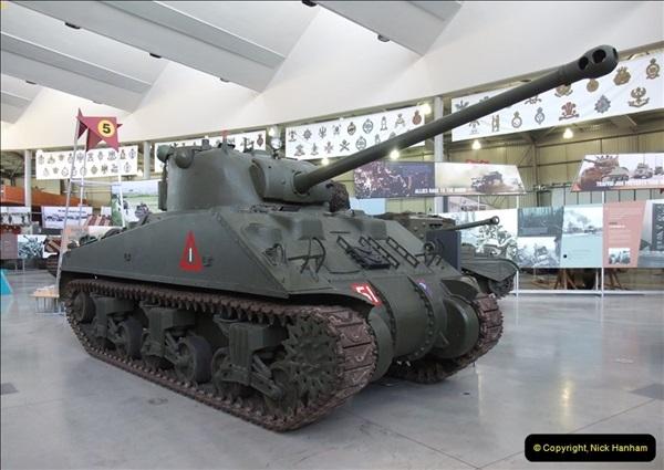2013-05-16 The Tank Museum at Bovington, Wareham, Dorset.  (221)221