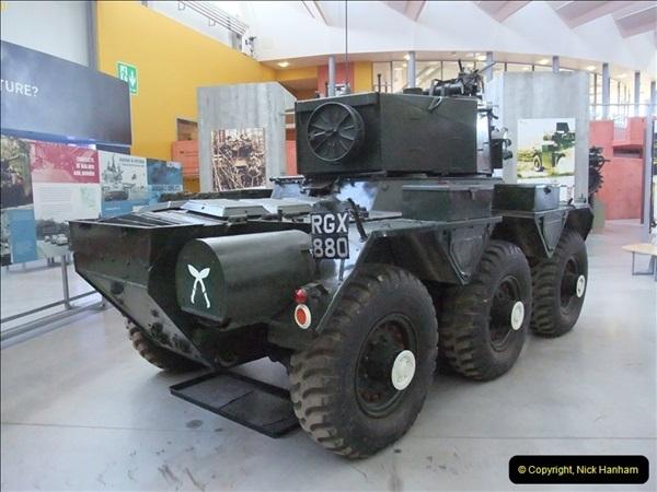 2013-05-16 The Tank Museum at Bovington, Wareham, Dorset.  (230)230